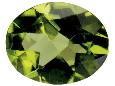 Peridoto Oval 8 X 6 MM
