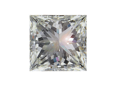 Diamante Princesa 2.2mm, Color G, Pureza Vs, Peso 7pt