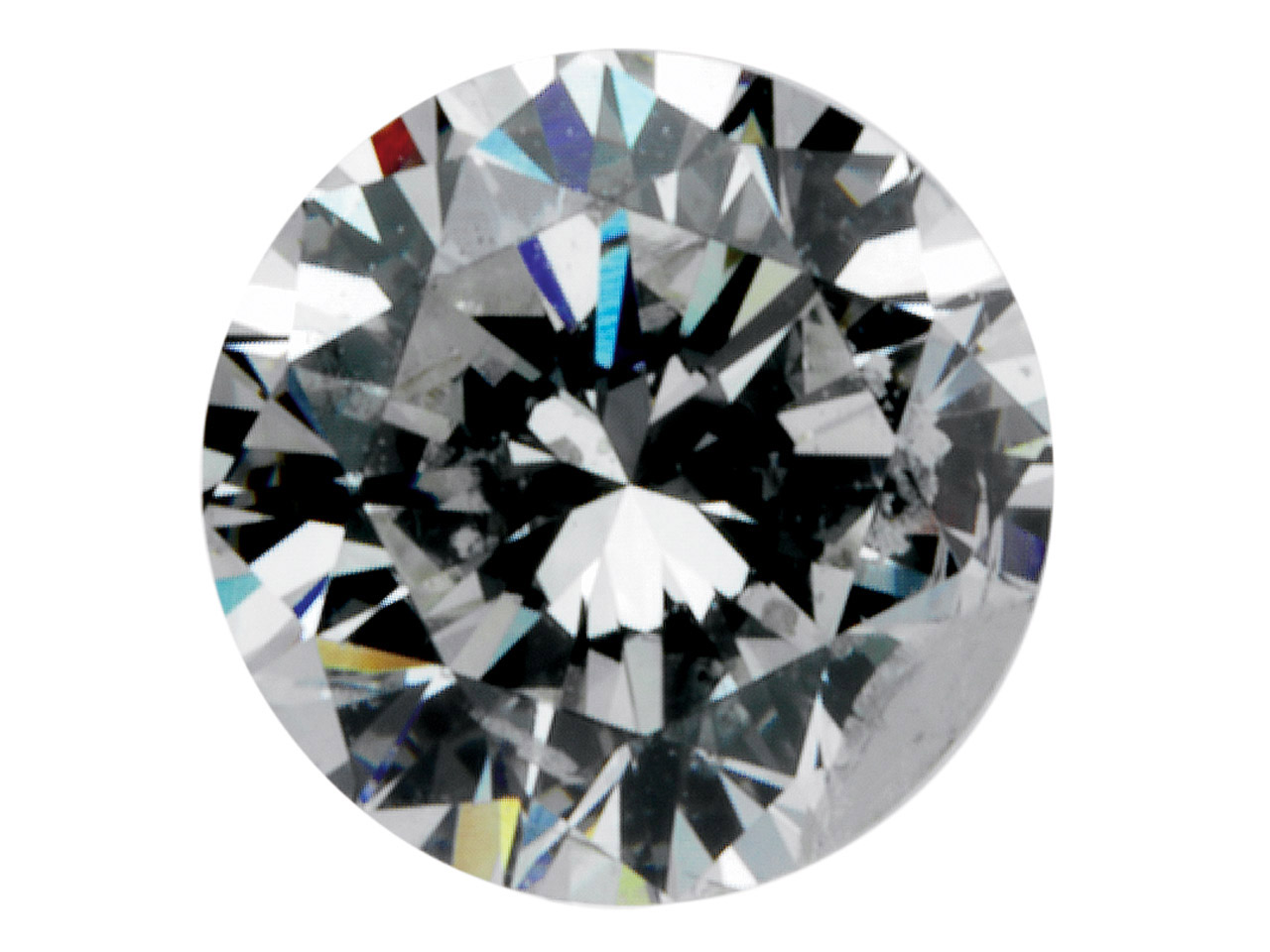Diamante Redondo, H/si, 1pt/1,3 MM