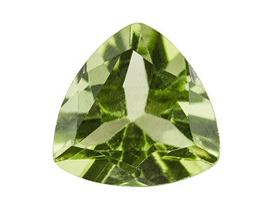 Peridoto Trilliant 6 MM