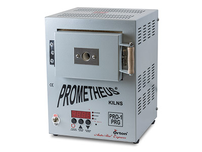 Mini Horno Prometheus Programable Pro1 Con Temporizador