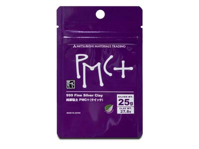 Precious Metal Clay Pmc Plus 27,8 G