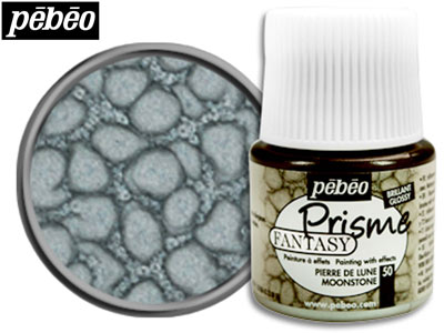 Pebeo Fantasy Prisme, Moonstone, 45ml Un 1263
