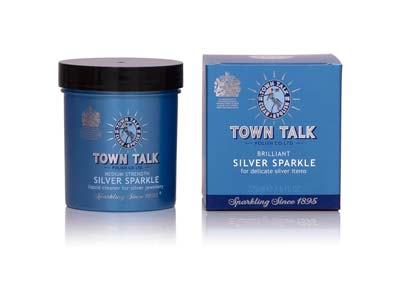 Baño De Plata Brillante 225 Ml De Town Talk