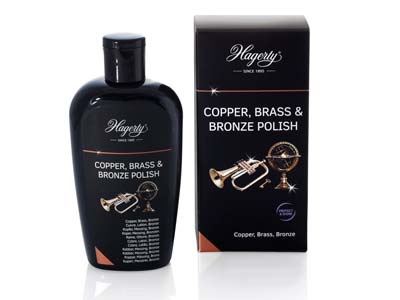 Hagerty Copper, Brass And Bronze Polish De 250ml