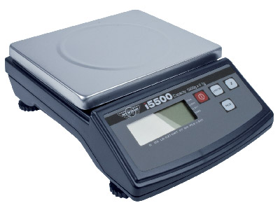 Báscula De Precisin Digital De Mesa My Weigh Ib-5500 5,5 Kg