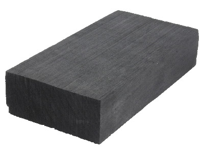 Bloque De Carbn Natural, 140 X 70 X 30 MM