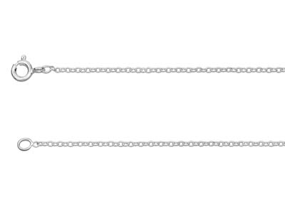 St Sil 1.6mm Trace Chain 2871cm Uh